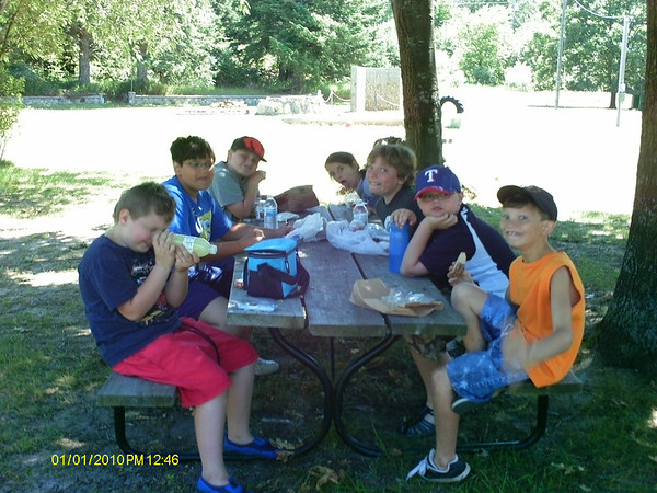 Day Camp 2012
